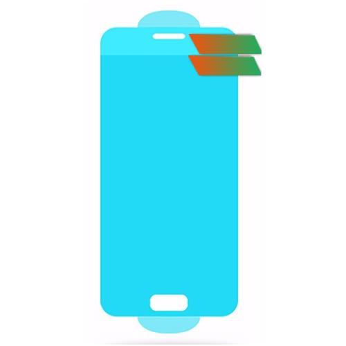 Anti-shock Plex screenprotector full cover Galaxy S8 clear