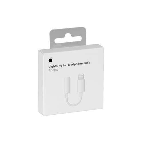 Apple Lightnig to Headphone Jack adapter MMX62ZM/A Blister