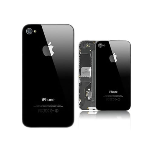 Apple iPhone 4 Back Panel Black