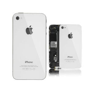 Apple iPhone 4 Back Panel White