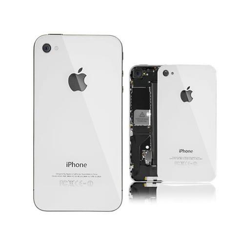 Apple iPhone 4 Back Panel White