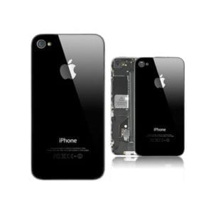 Apple iPhone 4S Back Panel Black