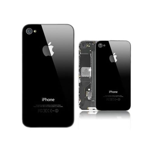 Apple iPhone 4S Back Panel Black
