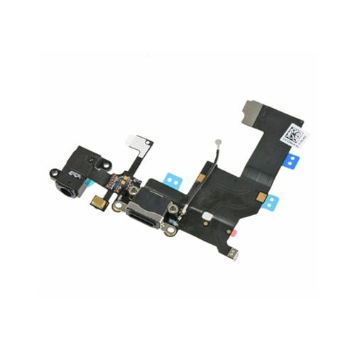 Apple iPhone 5 Dockconnector Black