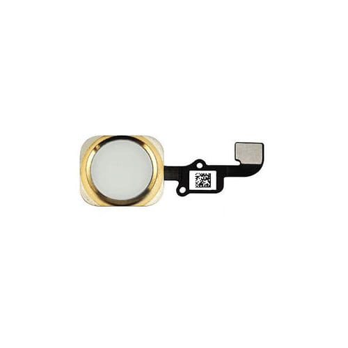 Apple iPhone 6 plus Homebutton Gold