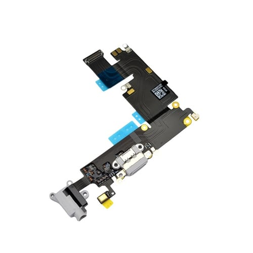 Apple iPhone 6S plus Dockconnector Black