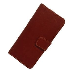 Booklet cover Ascend P8 lite brown