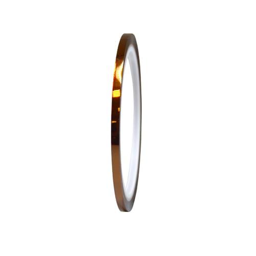 Comfortools Kapton Tape Eenzijdig klevend 4mmx33meter