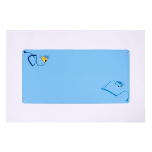 Comfortools Premium ESD Mat Blauw STARTERSPAKKET 1200mm x 610mm