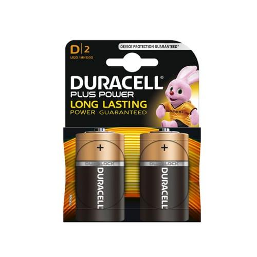 Duracell Alkaline MN1300PLUS 1