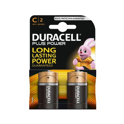 Duracell Alkaline MN1400PLUS 1