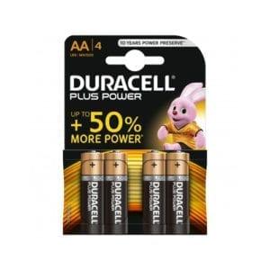 Duracell Alkaline MN1500PLUS 1