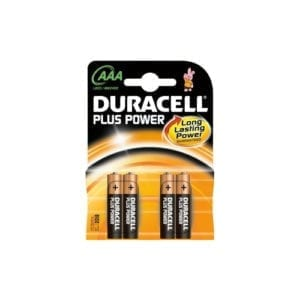 Duracell Alkaline MN2400PLUS 1