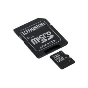 Kingston Micro SDCS10-64GB Class 10 80MB/s