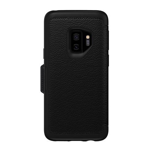 Otterbox Strada Series Folio Case Galaxy S9+ Black