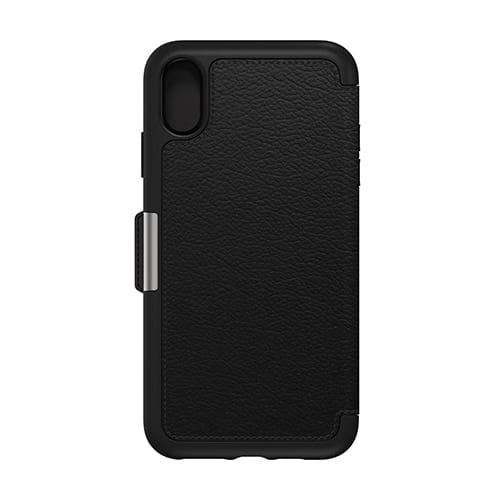 Otterbox Strada Series for iPhone XR Shadow Black