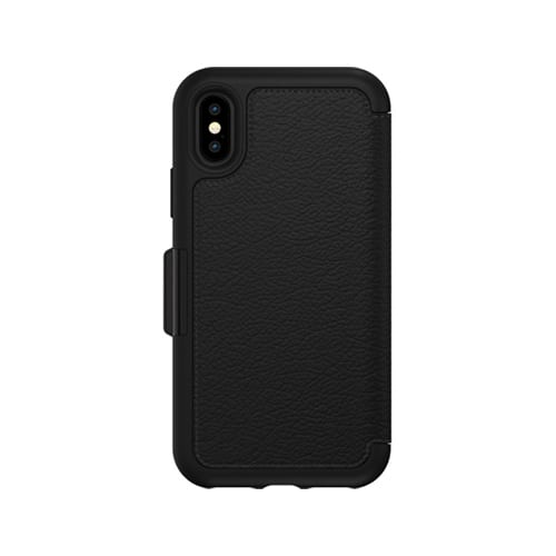 Otterbox Strada for iPhone X / XS Shadow Black