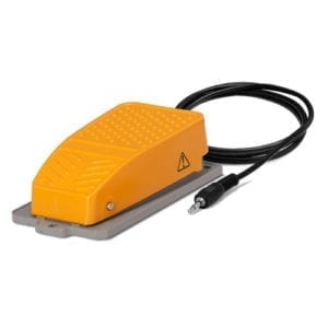 PTT Foot Pedal for Car Kit