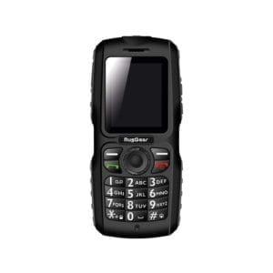 RugGear RG100 Dual-SIM black