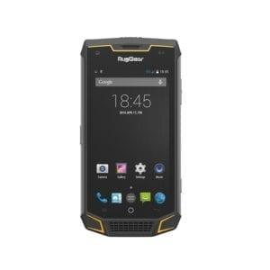 RugGear RG740 4G Dual-Sim black