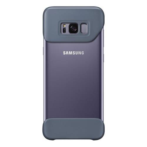 Samsung 2Piece Cover G955F Galaxy S8 plus purple/purple