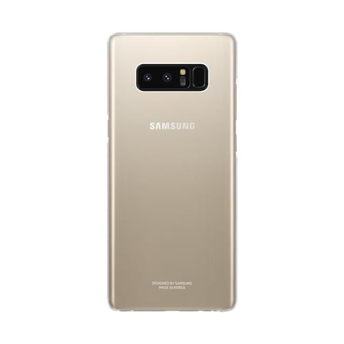 Samsung Clear Cover N950F Galaxy Note 8 transparent