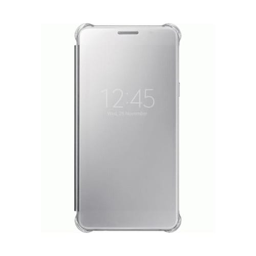 Samsung Clear View Cover A510F Galaxy A5 (2016) silver