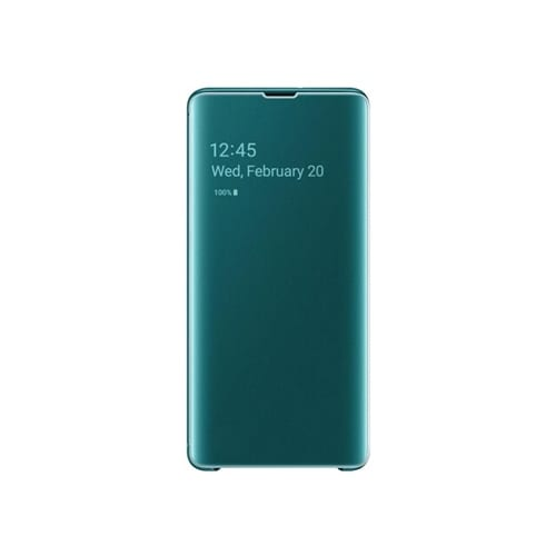 Samsung Clear View Standing Cover G975F / Galaxy S10 plus
