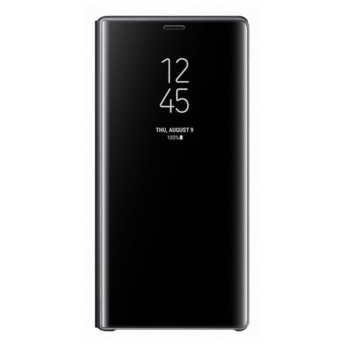 Samsung Clear View Standing Cover N960F Galaxy Note 9 black