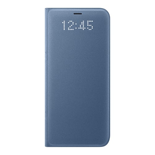 Samsung LED View Cover G950F Galaxy S8 plus blue
