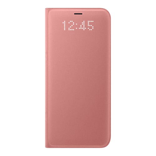 Samsung LED View Cover G950F Galaxy S8 plus pink