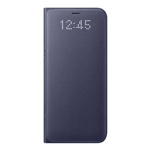 Samsung LED View Cover G955F Galaxy S8 plus violet