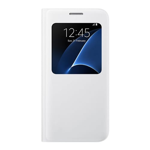 Samsung S View Cover Galaxy S7  -  G930F white
