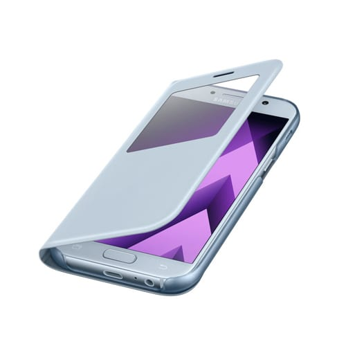 Samsung S View Standing Cover A520F Galaxy A5 (2017) blue