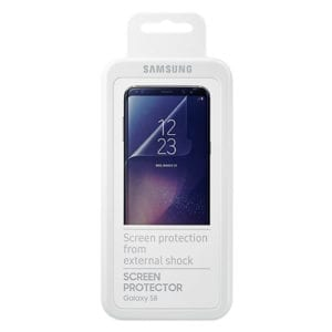 Samsung Screen Protector G965F Galaxy S9 plus transparant 2-packer