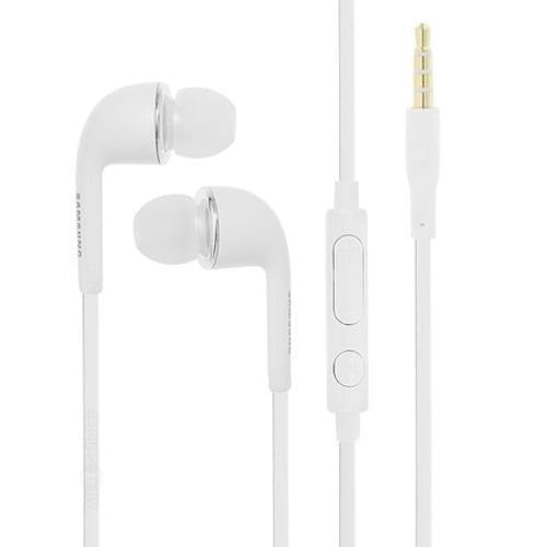 Samsung Stereo Headset inear 3.5mm EOHS3303WEG white bulk
