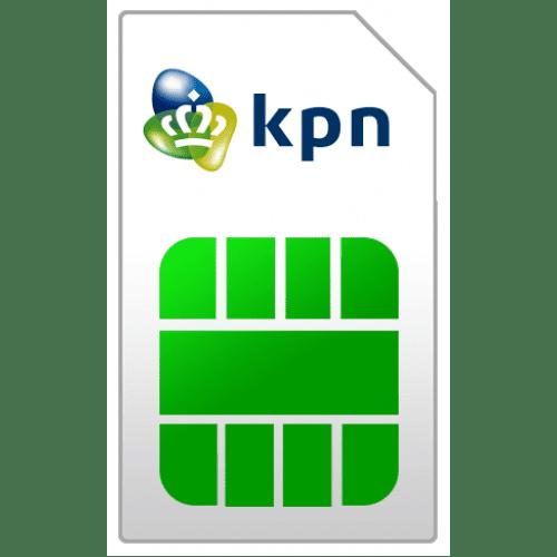Simkaart KPN Prepaid