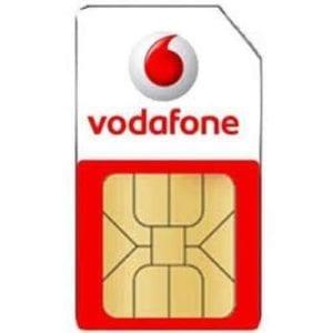 Simkaart Vodafone Prepaid