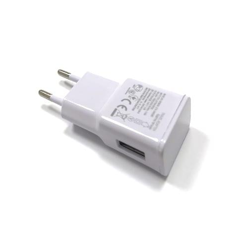 T&G USB lader 220V / 2A wit
