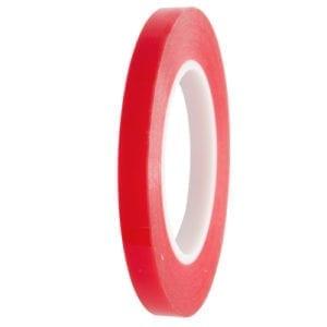 Tesa Dubbelzijdige Klevend Tape Transparant 3mm x 25meter