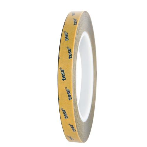 Tesa Dubbelzijdige Klevend Tape Zwart 3mm x 25meter
