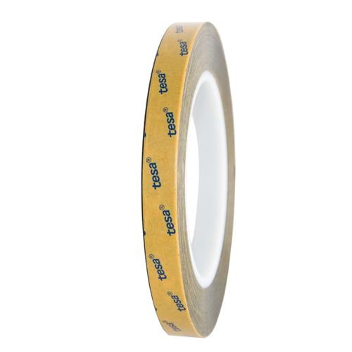 Tesa Dubbelzijdige Klevend Tape Zwart 4mm x 25meter