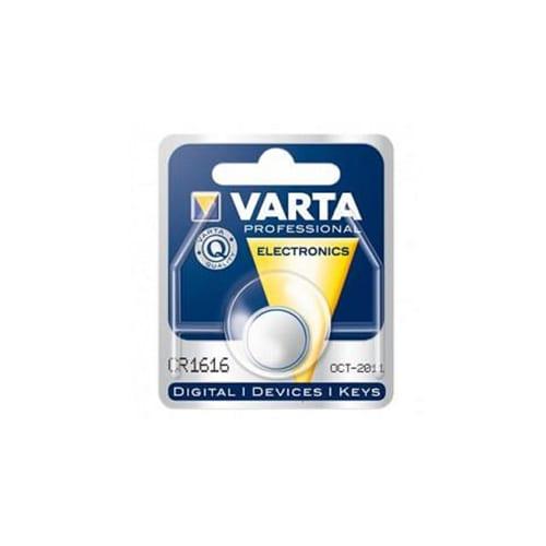 Varta Knoopcell Lithium CR1616 3V (1pack)