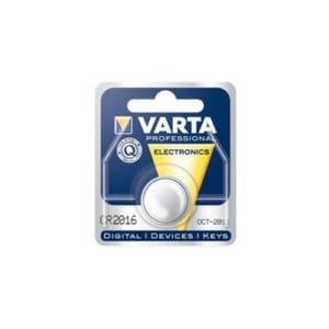 Varta Knoopcell Lithium CR2016 3V (1pack)