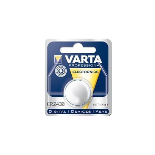 Varta Knoopcell Lithium CR2430 3V (1pack)