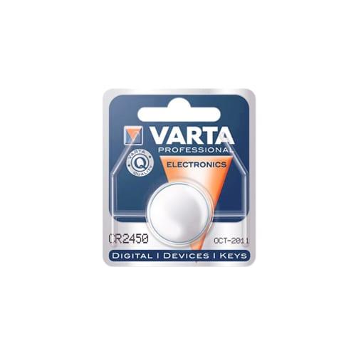 Varta Knoopcell Lithium CR2450 3V (1pack)