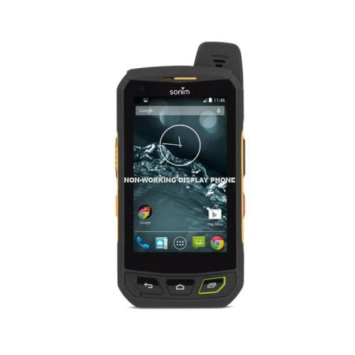 XP7 Non-working Display Phone