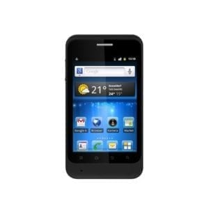 ZTE kis plus black