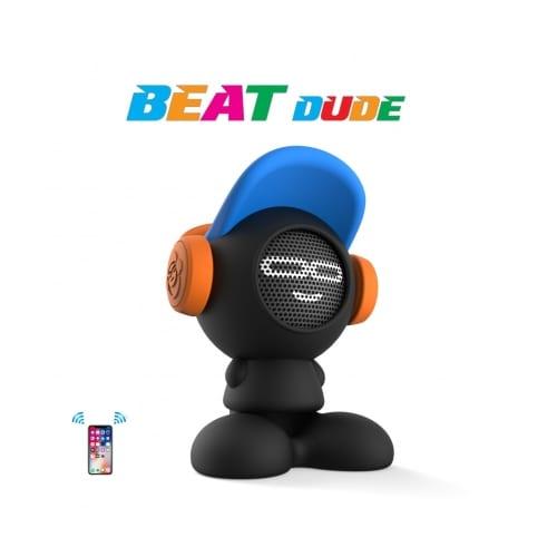 iDance Wireless Bluetooth Speaker Beat Dude Black