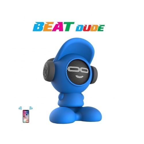 iDance Wireless Bluetooth Speaker Beat Dude Cyan